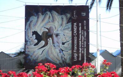 Mostra personale al Circolo degli Artisti di Albissola