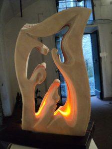 scultura vuoto