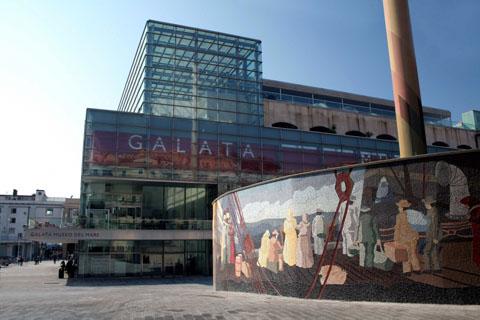 """Mostra personale """"Orizzonti"""" al Galata Museo del Mare di Genova"""