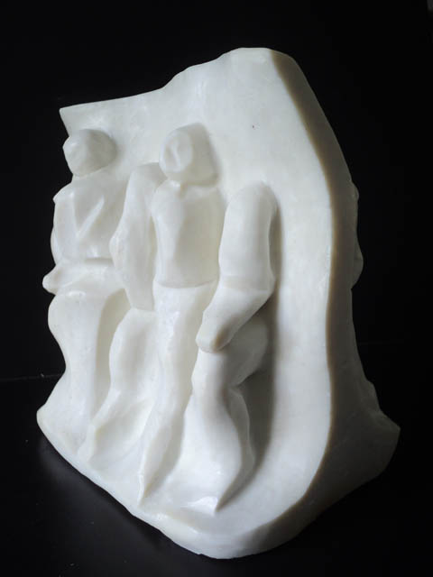 Altra scultura di sapone