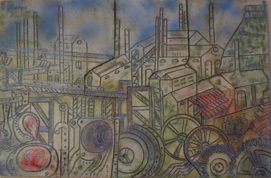 Savona industriale fra '800 e '900