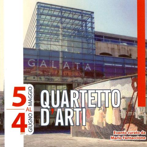 Quartetto d'Arti -due scultori e due pittori in mostra al Galata Museo del Mare a Genova