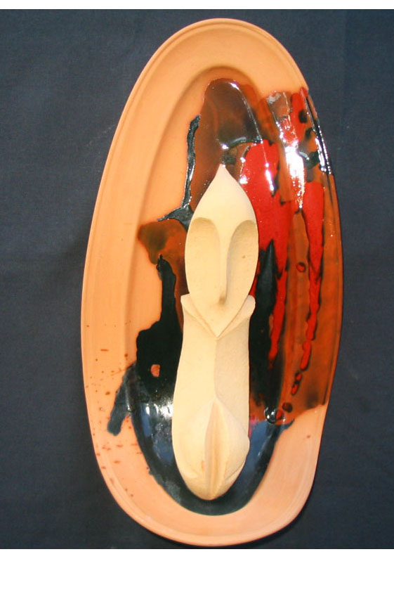 Piegato con scultura